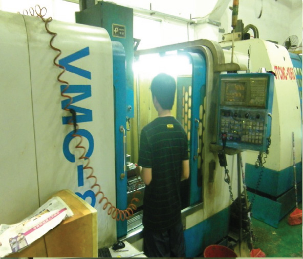what is cnc machinery