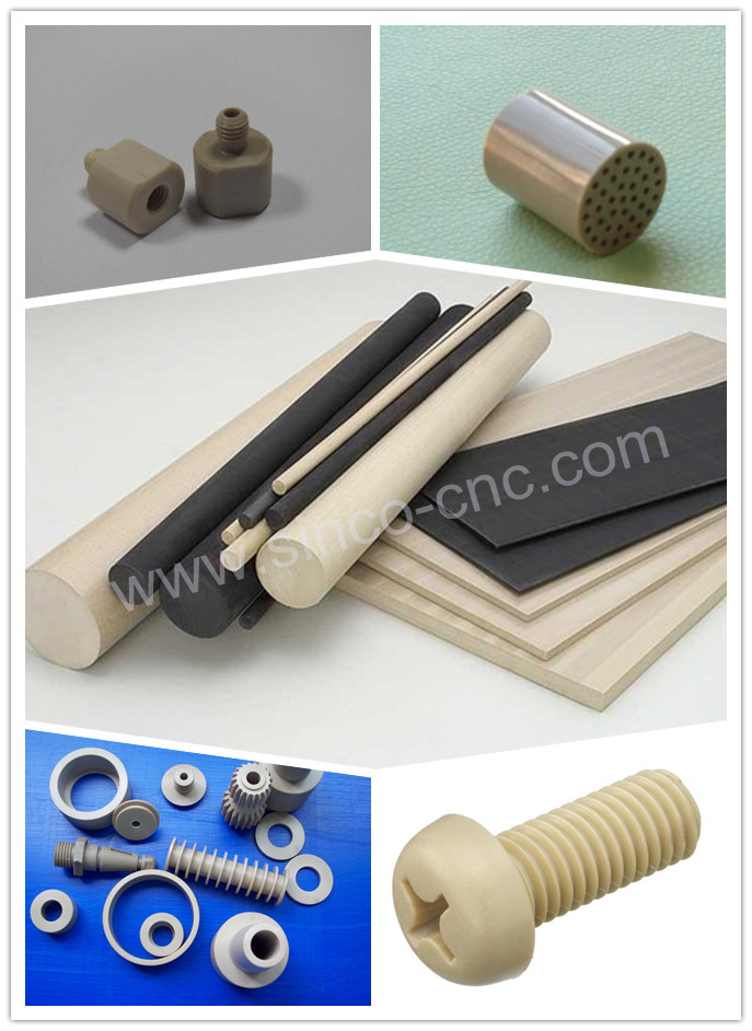Small PEEK Parts Manufacturers