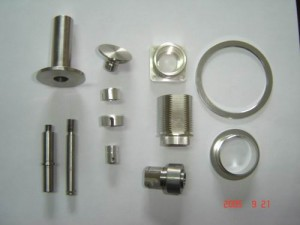 stainless stell axle or shaft