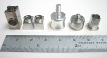 Metal Pricise Machining Part