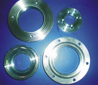 precision machining steel products for industry