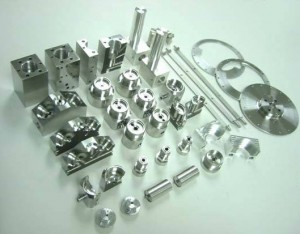 Steel High Precision CNC Milling Products