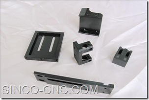 precision aluminum product
