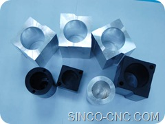 CNC Prototype Aluminum Products
