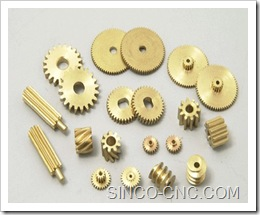 CNC Machine Part Shop