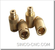 Copper CNC Machining Parts