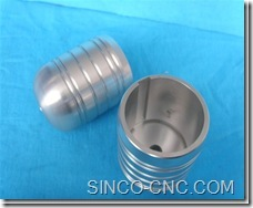 Customize CNC Steel Products