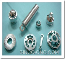 China Cnc Aluminum Products