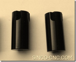 CNC Lathe Plastic Products