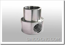 Factory Precision CNC stainless steel products