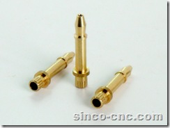 CNC Machining Part for Copper