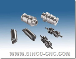 Custom precision cnc steel parts
