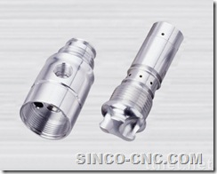 High Precision CNC Steel Part
