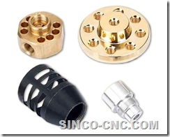 Precision CNC steel part