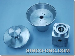Aluminum CNC Machining products