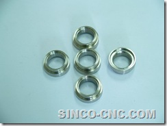 Precision Turning Custom CNC Steel Parts