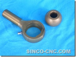 Stainless Steel precision CNC machining part