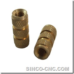 CNC Copper Part