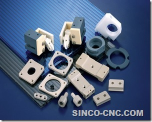 CNC PEEK Products