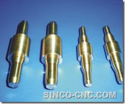 Non-standard design Copper Parts