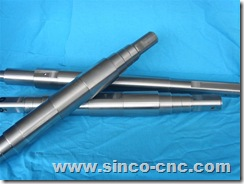 high precision CNC parts/CNC Steel parts