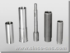 CNC Lathe Steel Part