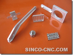 Precision aluminum products