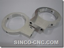 Custom CNC Aluminum Products