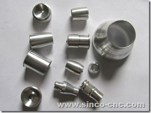 CNC Lathe Steel Products