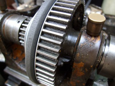 Information of CNC Lathe