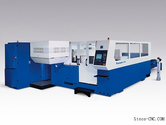 Precise CNC Laser Cutting Technology