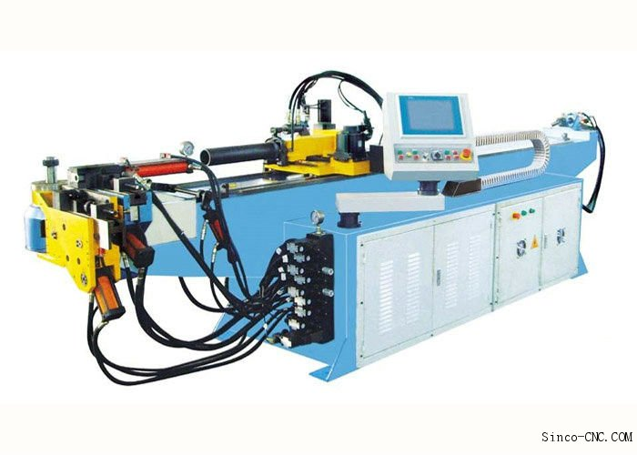A Guide to Cnc Tube Bending Machines