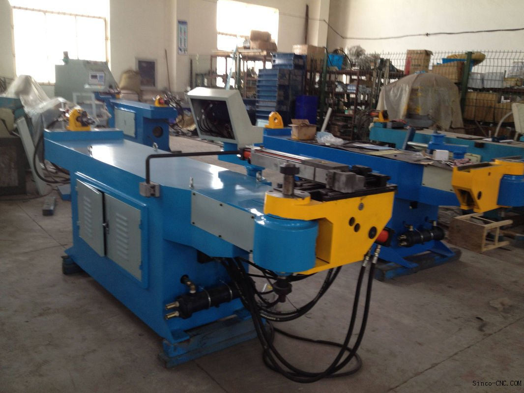 Cnc Tube Bending Machines